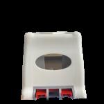 Porta papel higienico cai cai Velox Premisse branco baixo