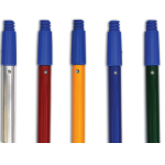 Cabo 50 cm com ponteira e manopla azul Bralimpia CP05