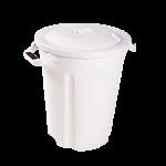 Lix. plast. 62 lt ct branca Plasvale 1778510