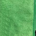 Pano microfibra 40×40 universal verde Sanches de perto