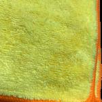 Pano microfibra 40×60 ppolimento de auto cborda Sanches de perto