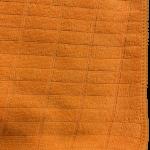 Pano microfibra 50×70 quadriculado rosalaranja Sanches perto