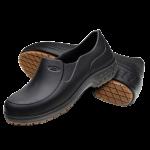 Sapato de borracha preto W.Flex